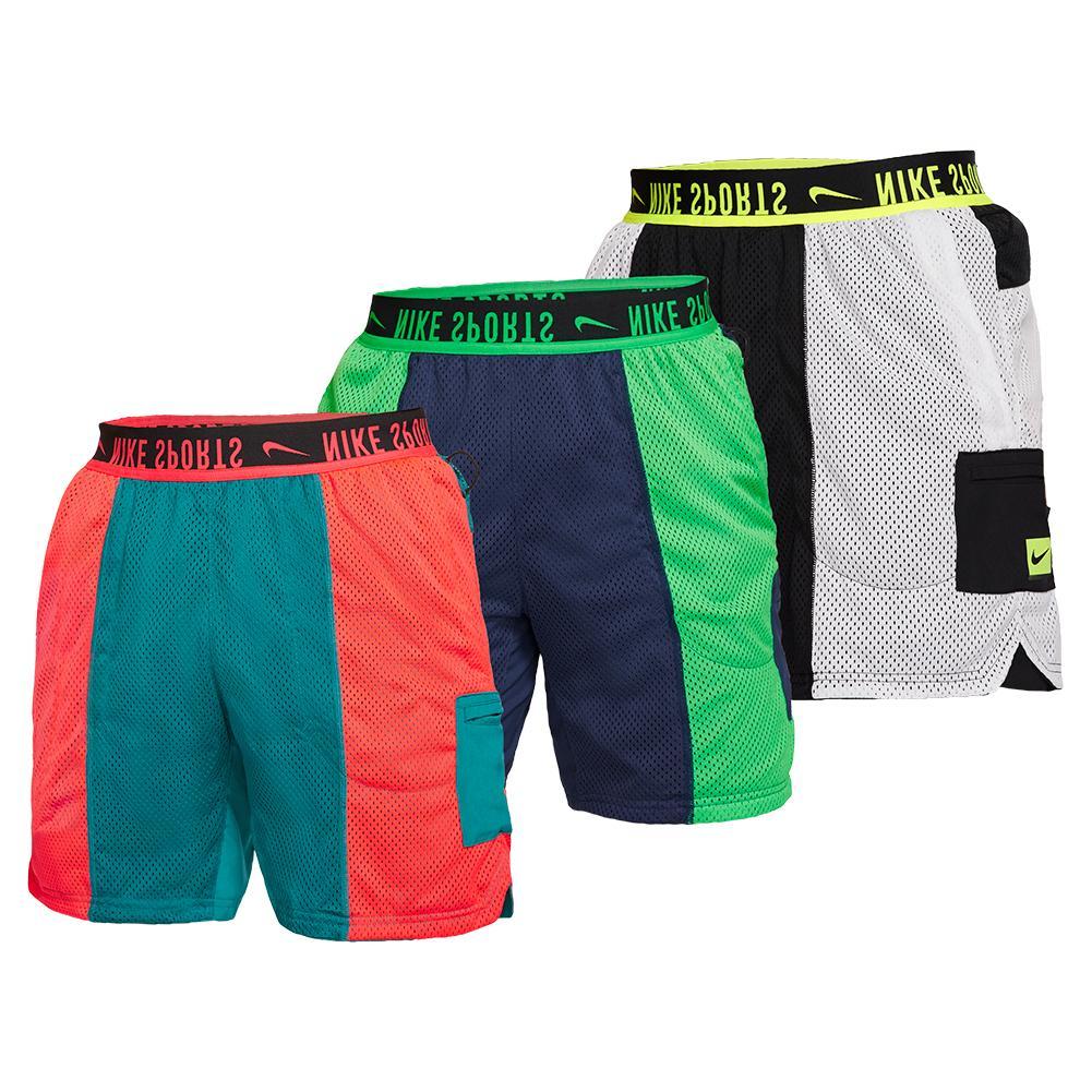 Men's Reversible Training Shorts
