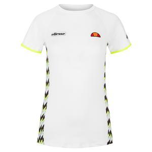 Women`s Fervore Tennis Cap Sleeve