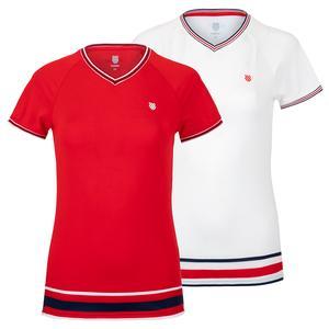 Women`s Heritage Sport Tennis Tee