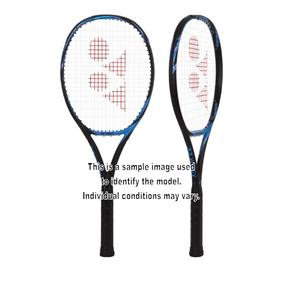 YONEX EZONE 100 BRIGHT BLUE USED TENNIS RACQUET GRIP 4_3/8