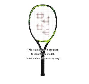 YONEX EZONE 100 LIME GREEN USED TENNIS RACQUET GRIP 4_3/8