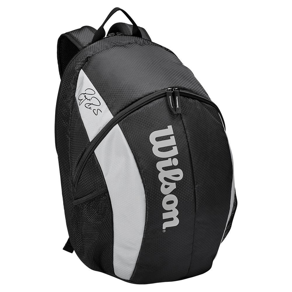 Rf Team Tennis Backpack Black