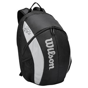RF Team Tennis Backpack Black