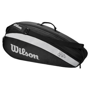 RF Team 3 Pack Tennis Bag Black