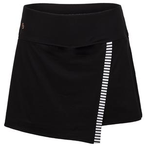 Women`s Cutting Edge Tennis Skort Black