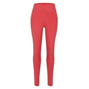 Women`s Terry Tennis Legging Cherry Rose