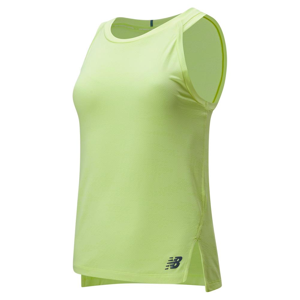 Women's Q Speed Jacquard Performance Tank