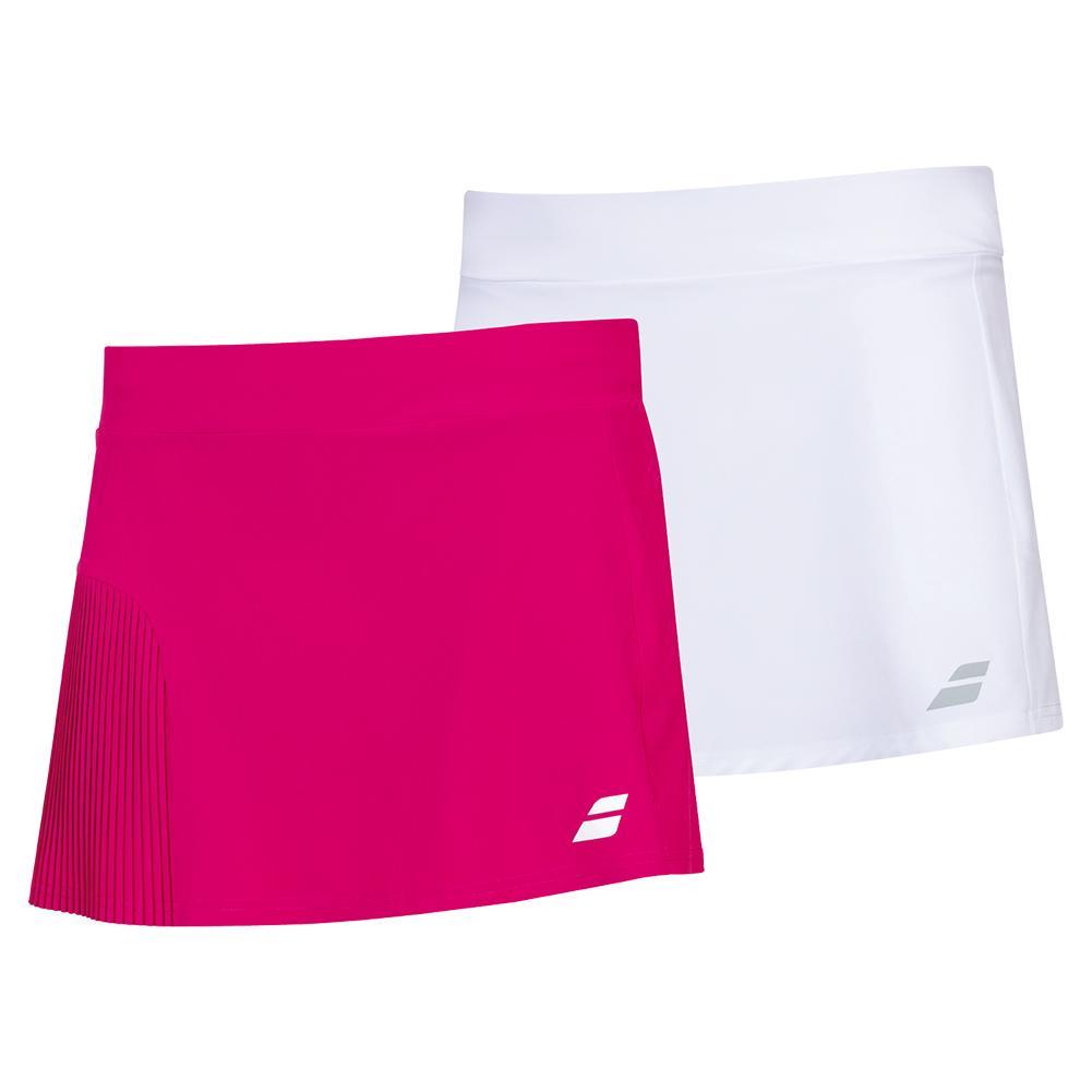 Girls ` Compete Tennis Skort