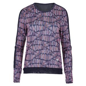 Women`s Upswing Long Sleeve Tennis Sunshirt