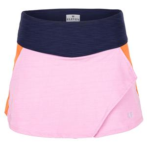 Women`s Colorblocked Fly 13 Inch Tennis Skort