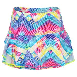 Girls` Plaid About You Tennis Skort