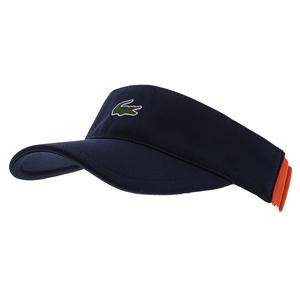 Men`s Roland-Garros Color Block Tennis Visor
