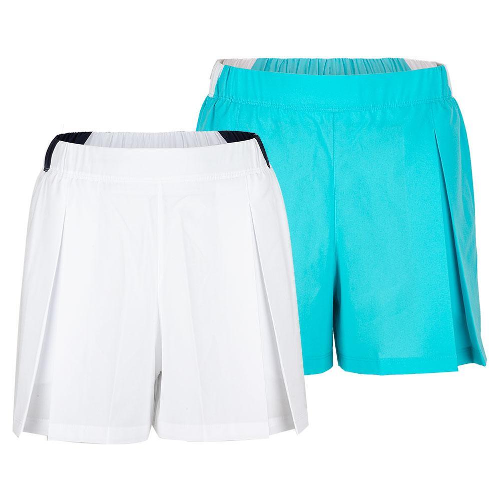Women's Roland- Garros Color Block Tennis Short