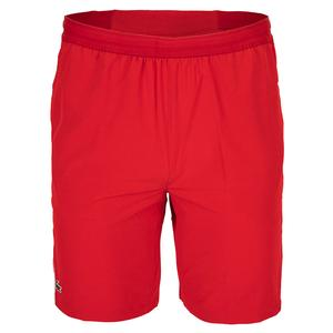 Men`s Novak Djokovic Semi Fancy Tennis Short