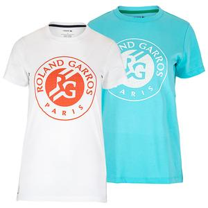 Women`s Roland-Garros Short Sleeve Graphic Tee