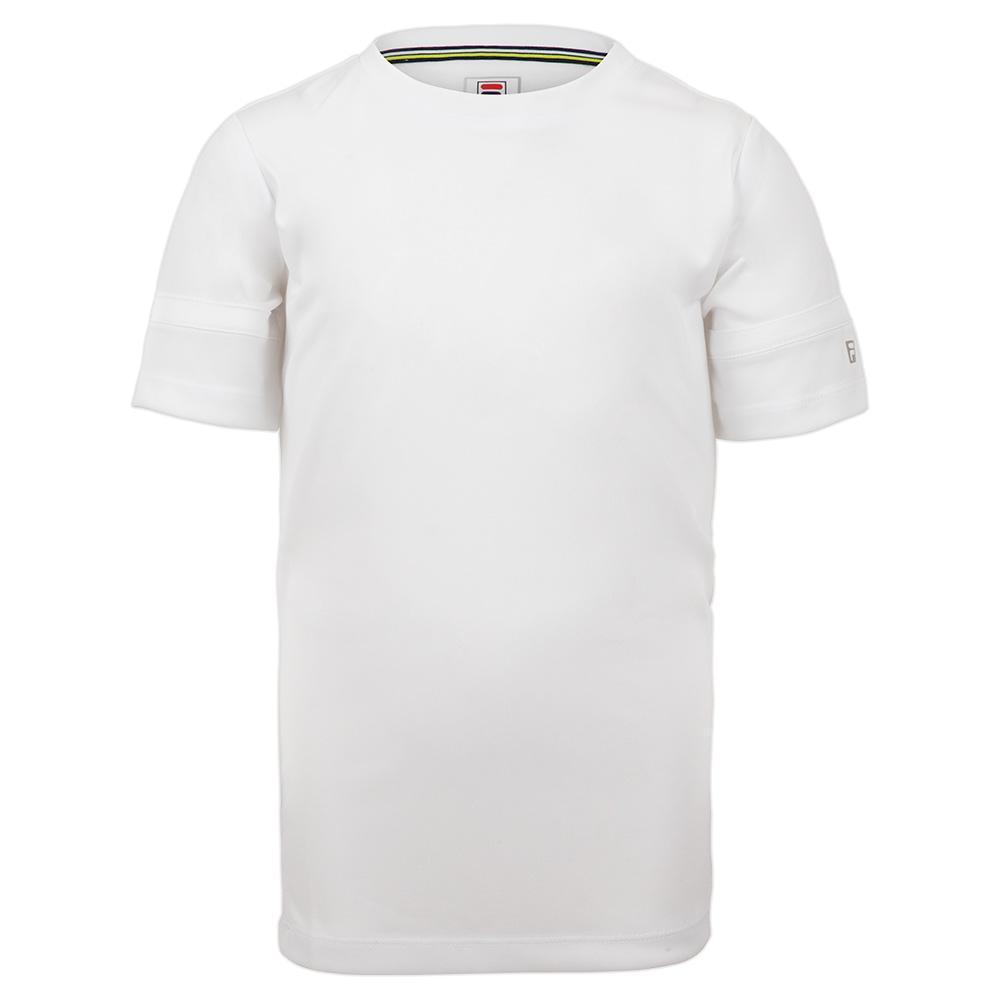 Boys ` Plr Doubles Tennis Crew