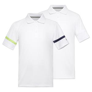 Boys` PLR Tennis Polo