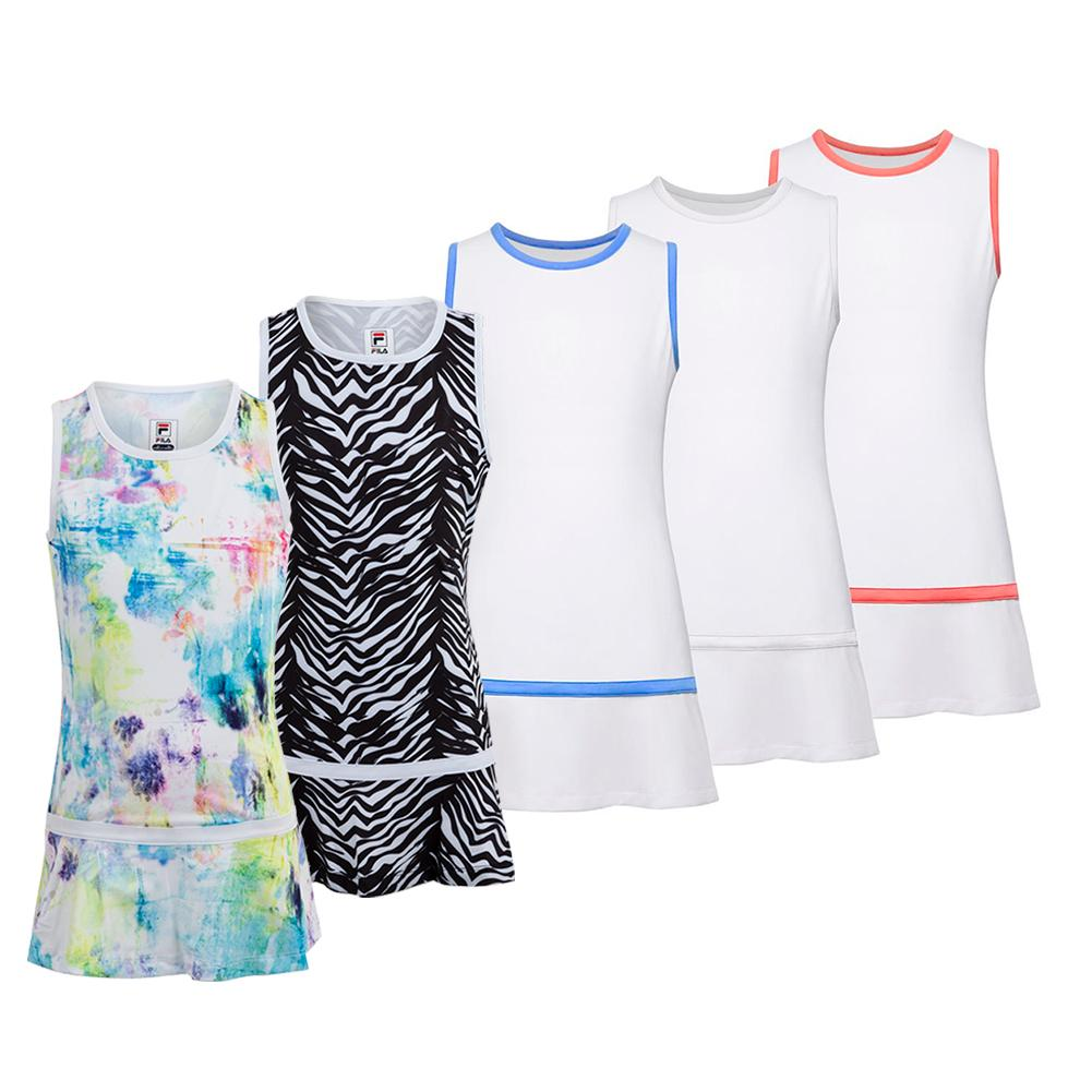 Girls ` Tennis Dress