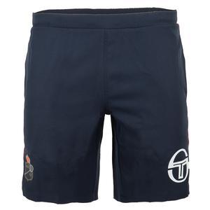 Men`s Figure Monte-Carlo Staff Tennis Shorts