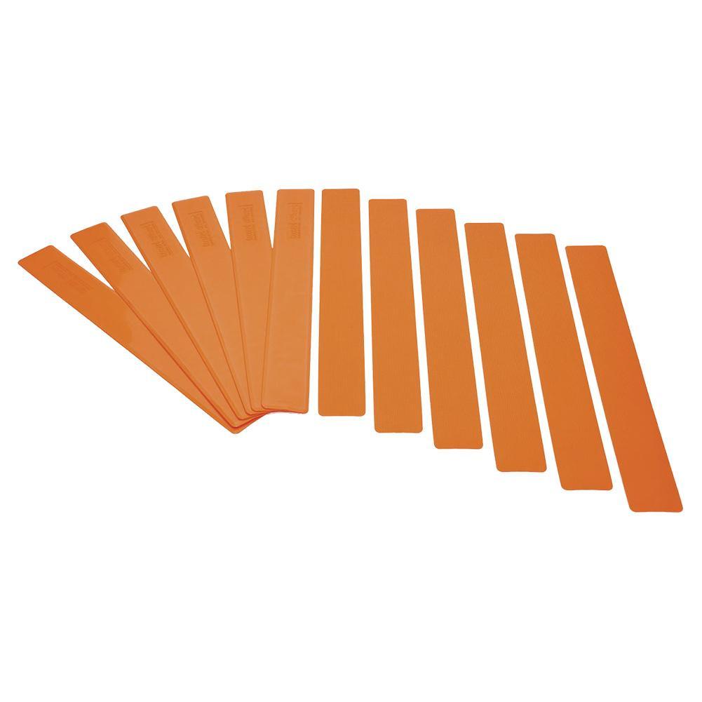 Long Lines 12 Piece Set Orange