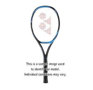 YONEX EZONE 98 PLUS BRIGHT BLUE USED  RACQUET 4_3/8