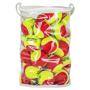 My New Ball Stage 3 Red Tennis Balls Bag of 36