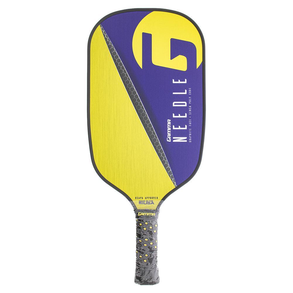 Needle Purple Pickleball Paddle