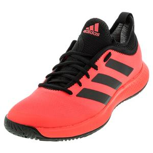 Women`s Defiant Generation Tennis Shoes Signal Pink and Black