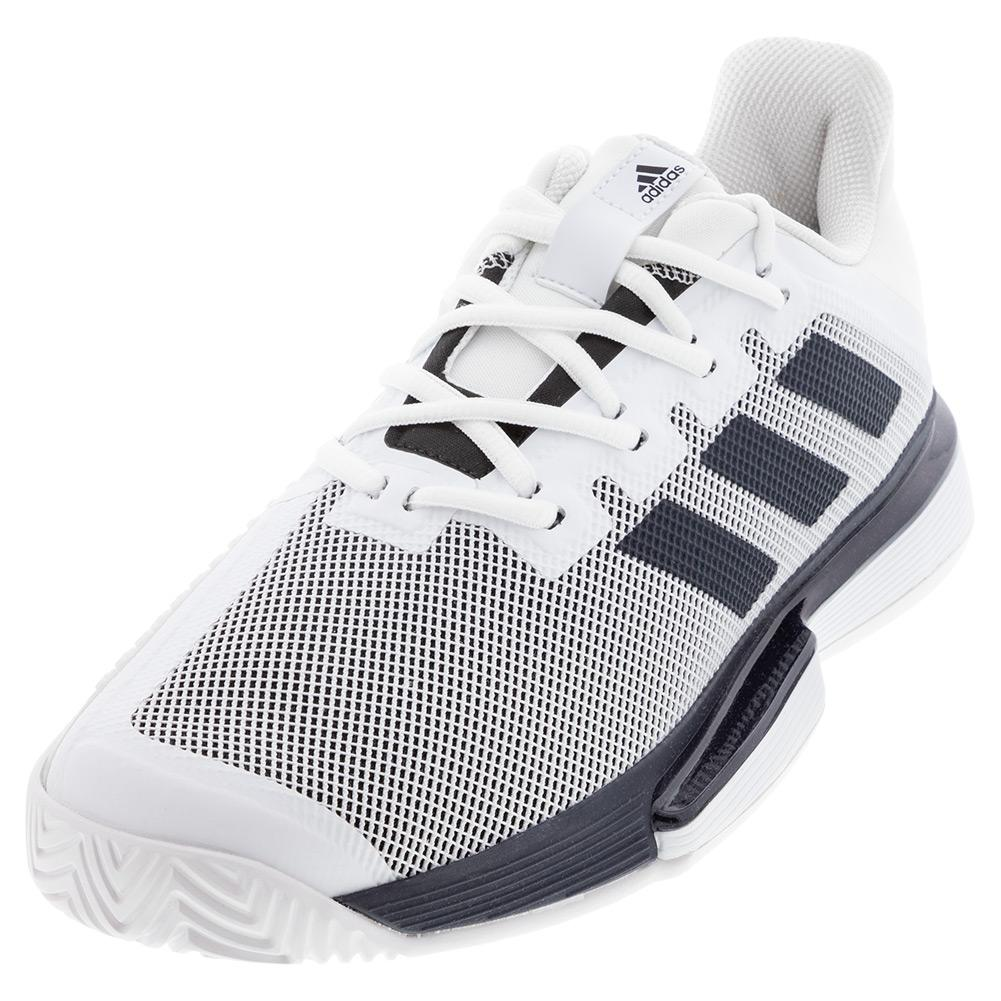 SoleMatch Bounce Tennis Shoes White