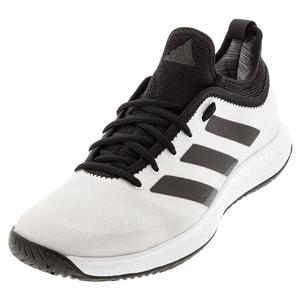 Men`s Defiant Generation Tennis Shoes White and Black