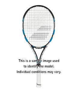 BABOLAT 2015 PURE DRIVE TEAM USED RACQUET 4_3/8