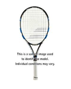 BABOLAT 2015 PURE DRIVE 107 USED RACQUET 4_3/8