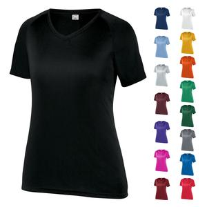 Girls Attain Wicking Tee