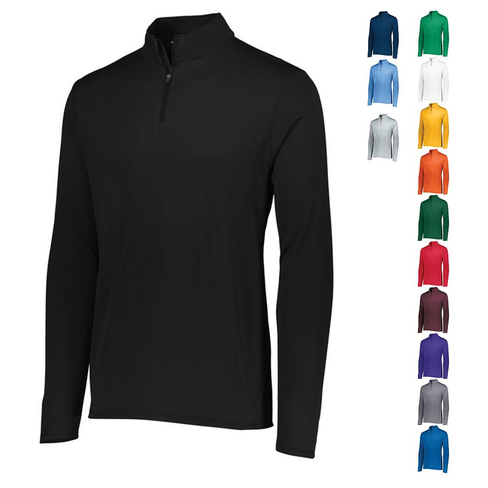 Men's Attain Wicking 1/4 Zip Pullover