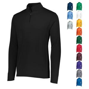 Men`s Attain Wicking 1/4 Zip Pullover