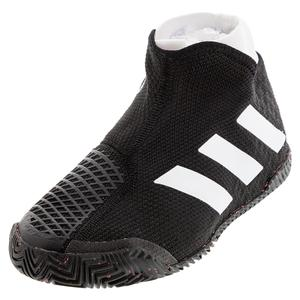 Men`s Stycon Tennis Shoes Black and White