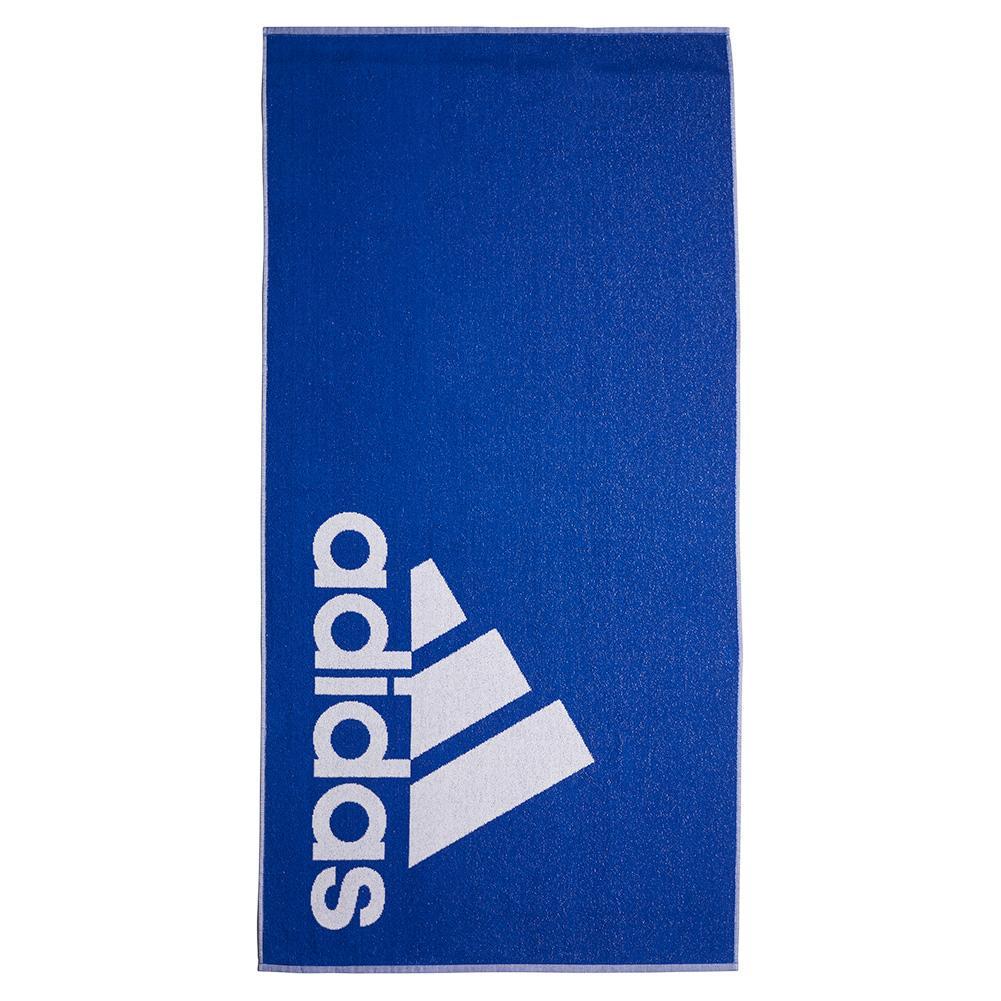 Large Logo Towel Team Royal Blue