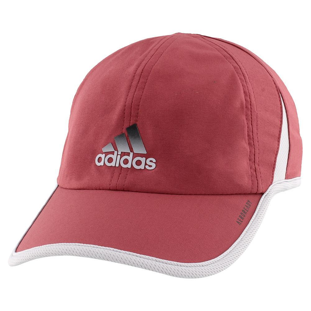 Men's Superlite Tennis Cap Legacy Red And Glory Grey