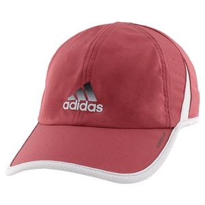 Men`s SuperLite Tennis Cap Legacy Red and Glory Grey