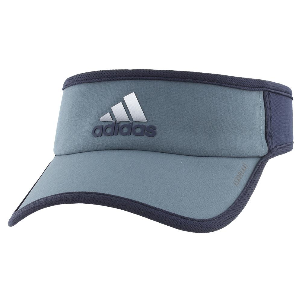 Men's Superlite Tennis Visor Legacy Blue And Legend Ink