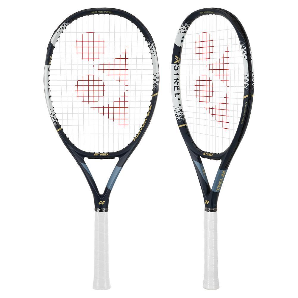 Astrel 105 Blue And Gray Demo Tennis Racquet 4_3/8