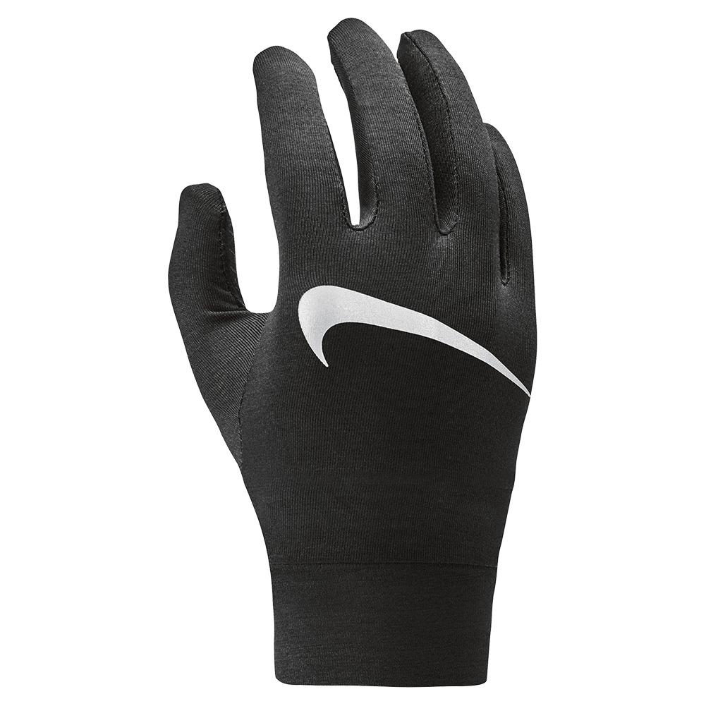 Men's Dry Element Gloves Black And Silver
