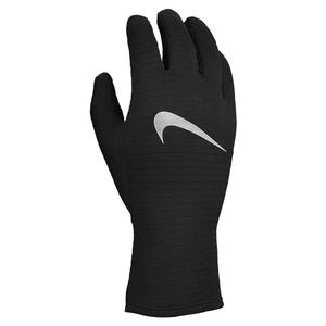 Women`s Sphere Gloves Black and Silver