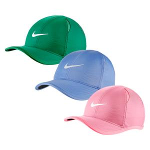 Juniors` AeroBill Featherlight Tennis Cap