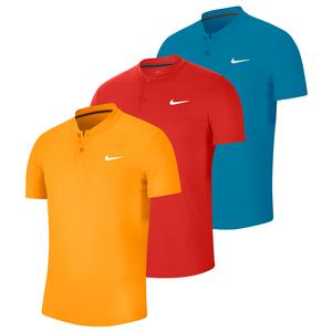 Men`s Court Dry Blade Tennis Polo