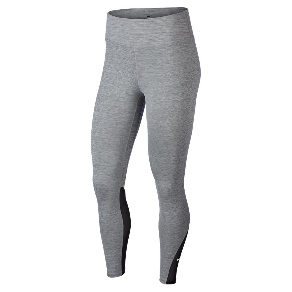 Women's 7/8 Training Tights Iron Grey Heather