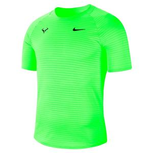 Men`s Rafa Court Slam AeroReact Short Sleeve Tennis Top