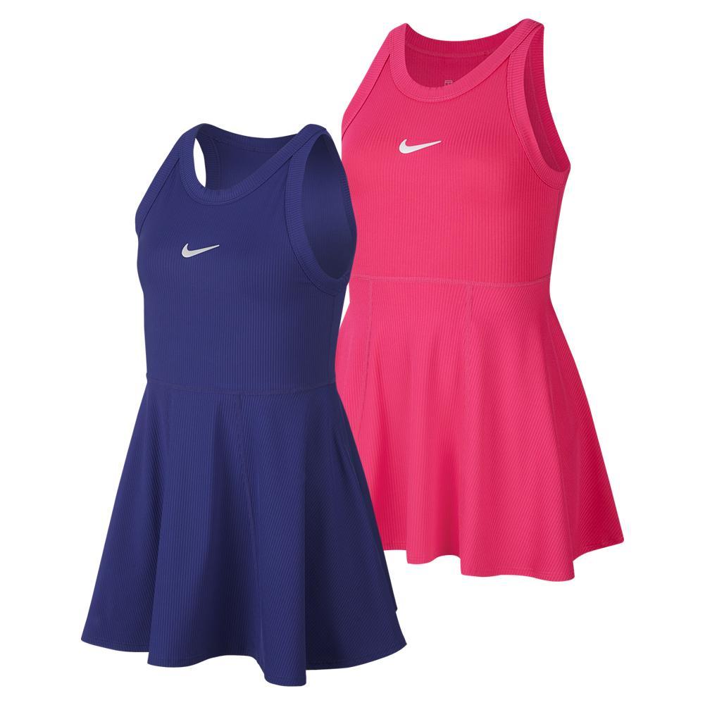 Girls ` Court Dry Tennis Dress