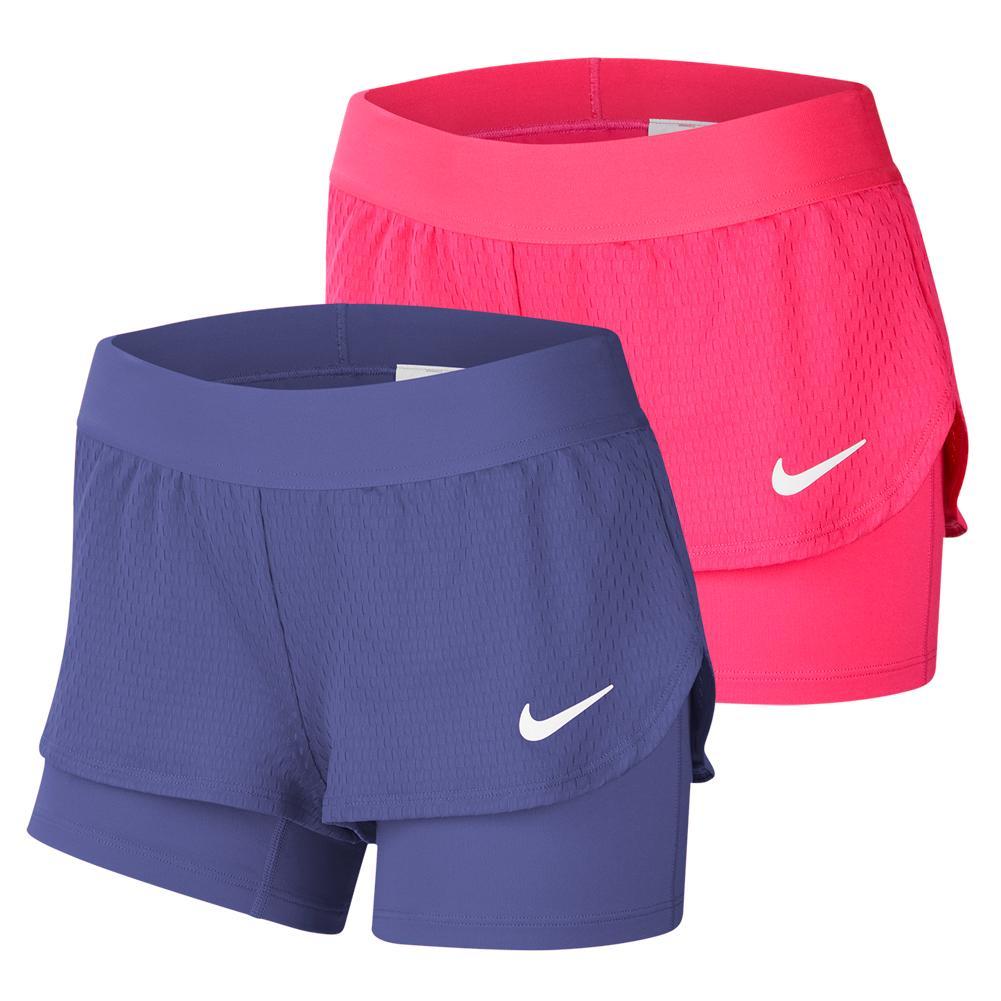 Girls ` Court Flex Tennis Short