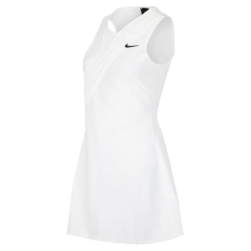 Women's Maria London Court Tennis Dress White